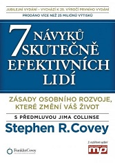 kniha 7 návyků skutečně efektivních lidí