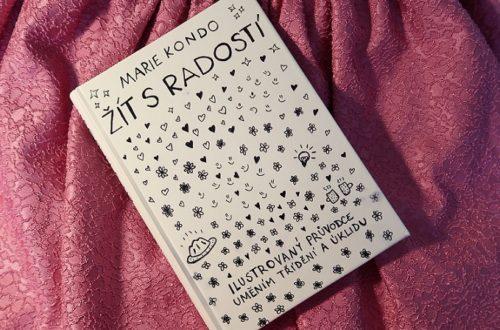 kniha Žít s radostí od Marie Kondo
