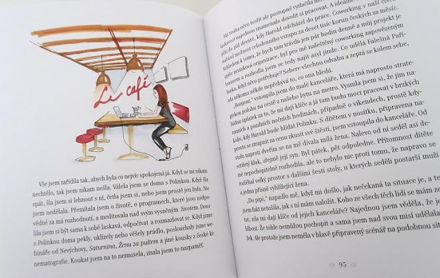ukázka z knihy Falešná Pařížanka 2