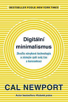 kniha Digitální minimalismus